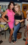 Lizzie Cundy and Sian welby